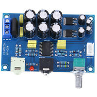 TPA6120 Headphone Amplifier Board HiFi TPA6120A2 Double Channel Headphone Amp I1
