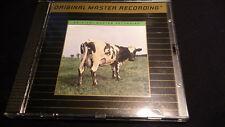Mfsl Pink Floyd Atom Heart Mother 24KT Gold Plated CD UDCD595 (50)