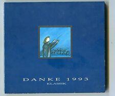 Sony Music-CD PROMO-grazie 1993 classica DIGIPAK 17-Track # 07-001993-10