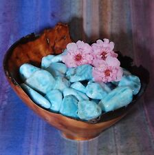 1 LARIMAR Tumbled Stone - Consciously Sourced Healing Crystals