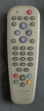 PHILIPS SBC RU 254 TV DVD VCR VIDEO SAT afstandsbediening universeel remote OK