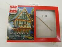 Busch HO 5405 Lichterkette #NEU in OVP#