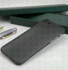 Funda iphone 7 negra ultra fina 0,3 mm tacto suave, desde España -- la mas fina