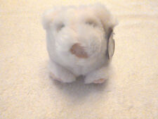 """Puffkins Collection PERCY The Pig Plush 4"""" Stuffed Animal By Swibco NEW   (B)"""