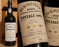 1995er Burmester - Extra Selected - Vintage Port  *****