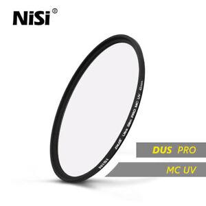 Nisi MC UV 86mm 95mm 105mm DUS Ultra Slim Professional MC UV Filter