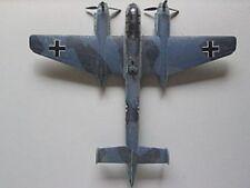 Arado Ar 240 Multi-Role Heavy Fighter Aircraft Mahogany Wood Model Replica Small