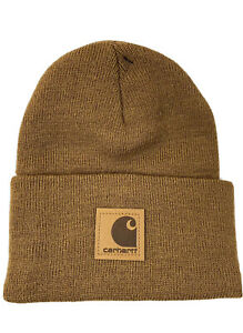 CARHARTT BROWN LABEL Beanie | A18 Watch Limited Edition | 100% Authentic NEW