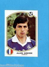 PANINI SUPERCALCIO 1985/86 -Figurina n.194- ALAIN GIRESSE -FRANCIA- NEW