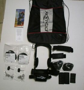 DONJOY ADJUSTABLE OA DEFIANCE ACL PCL CI RIGHT KNEE BRACE NEW IN PACKAGES EXTRAS