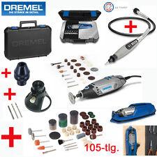 Dremel multi herramienta herramienta multifuncional 3000 -25 +105-tlg. + dolo + portabrocas