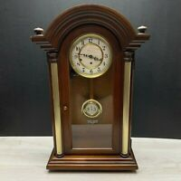 "Howard Miller 612-303  Triple Chime Wall Clock  No.143 Movement 30"" Tall"