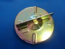 70s DATSUN 240Z FUEL GAS CAP REPLATED NICE OEM PARTS