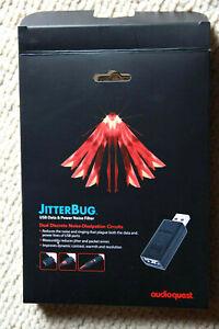 Audioquest Jitterbug in sehr gutem Zustand mit OVP