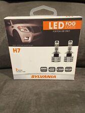 New Sylvania H7 Zevo LED Fog Lights