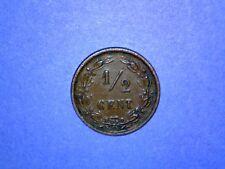 Netherlands - 1/2 Cent - 1894 - KM# 109.2