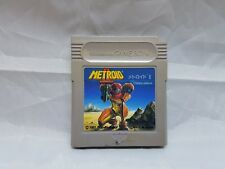 METROID II 2 RETURN OF SAMUS NINTENDO GAME BOY Japanese ORIGINALE DMG-MEA