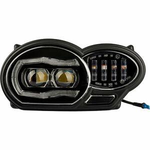 LED Scheinwerfer G2 BMW R 1200 GS AC+ Adventure 04 - 13 Plug & Play