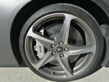 4 Jantes en Alliage Ferrari Ff plus pneus michelin