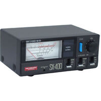 Diamond SX400 VHF/UHF SWR Power Meter 140-525 MHz 200 Watts
