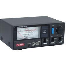 Diamond SX400 VHF/UHF SWR Power Meter 140-525 MHz 200 Watts