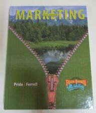 'Marketing' Textbook - Pride & Ferrell - South-Western Cengage Learning - 2010