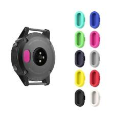 10X Silicone Charger Port Dust Plug Protector Cover Cap For Garmin Fenix 5/5S/5X