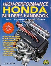 Acura Integra Performance Handbook 1988 1989 1990 1991 1992 1993 1994 1995 1996