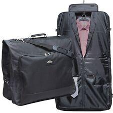 XXL HOUSSE SAC DE VETEMENTS  PORTE-COSTUME Robes d'affaires polyester noir
