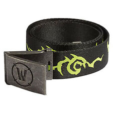 World Of Warcraft Legion Logo Belt Small-Medium NEW Accessories