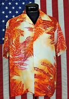 Rare VTG Tropicana Hawaii Hawaiian Made Shirt Liberty House Aloha 60's Tiki True