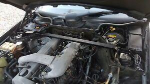 Front Strut Bar Brace for Mercedes W124 Domstrebe Barra duomi puntal POLAND