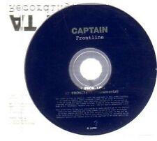(AV606) Captain, Frontline - DJ CD
