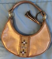 Liz Claiborne Embroidered/beaded  Handbag Purse Bag Women's clutch preowned