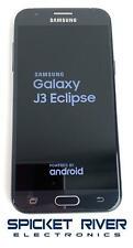 Samsung Galaxy J3 Eclipse - 16GB - Verizon - Black Android Smartphone
