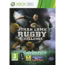 Pal version Microsoft Xbox 360 Jonah Lomu Rugby Challenge