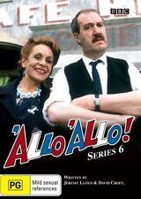 'Allo 'Allo! : Series 6 (DVD, 2007) SEALED