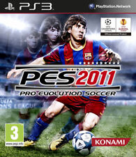 Videogame Platinum Pro Evolution Soccer - PES 2011 PS3