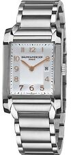 MOA10020 | BRAND NEW BAUME & MERCIER HAMPTON RECTANGULAR 10020 WOMENS WATCH