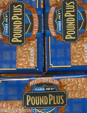 Trader Joe's Pound Plus Chocolate/Almonds 3 Bars, OVER 3#'s! FAST FREE SHIPPING!