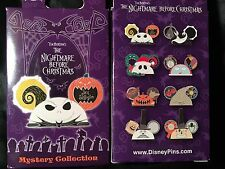 Disney Nightmare Before Christmas Ornament Mystery Collection 2 pin In Box