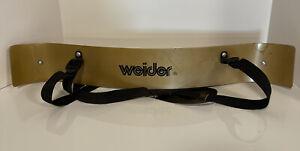 VINTAGE 1970'S JOE WEIDER SUPER ARM BLASTER Health & Fitness Gold
