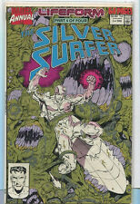 Silver Surfer #3 NM ANNUAL Lifeform Part 4 Of Four  Marvel Comics CBX1F