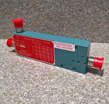 Narda 3001-20 Coaxial Directional Coupler .460 -.950 Ghz 20dB Rf Type N
