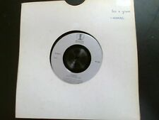 "NOMAD - JUST A GROOVE - 7"" SINGLE"