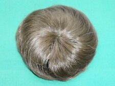 "Doll wig light Brown 6"" to 6.5"" Short réduction/Vintage/"
