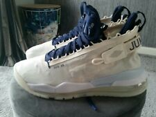 NIKE JORDAN PROTO MAX 720 trainers colour in off white/blue,size UK 9 brand new.