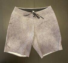 Men's Size 30 Lululemon Current State Board Short Swim Trunks Shorts