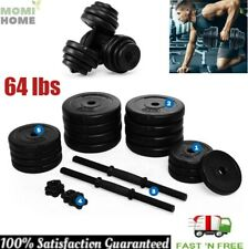 Weights Dumbbell Set Handle High Quality Exercise Equipment Home Gym Fitness