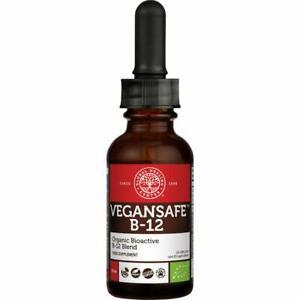 Global Healing Center VeganSafe B12 Organic Methylcobalamin And Blend, 30 Ml
